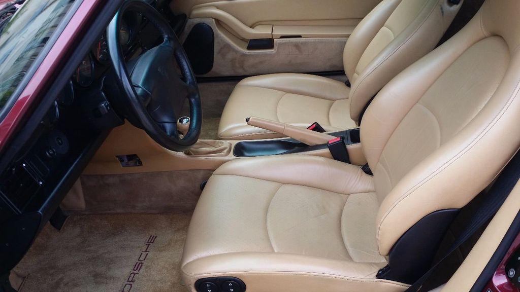 1996 Porsche 911/993 993 Carrera Cabriolet - 15313635 - 20