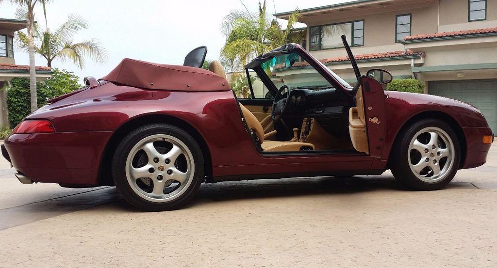 1996 Porsche 911/993 993 Carrera Cabriolet - 15313635 - 22