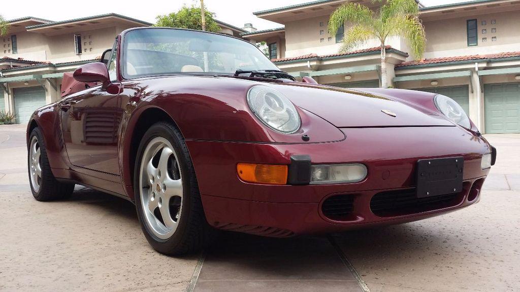1996 Porsche 911/993 993 Carrera Cabriolet - 15313635 - 33