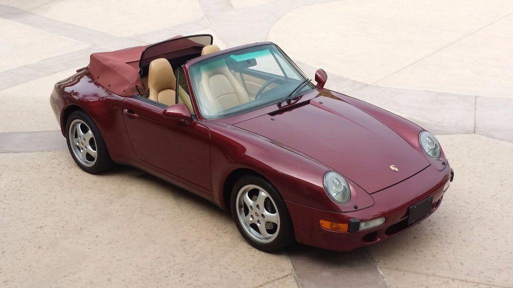 1996 Porsche 911/993 993 Carrera Cabriolet - 15313635 - 45