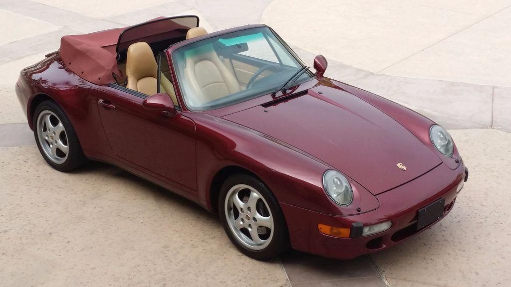 1996 Porsche 911/993 993 Carrera Cabriolet - 15313635 - 4