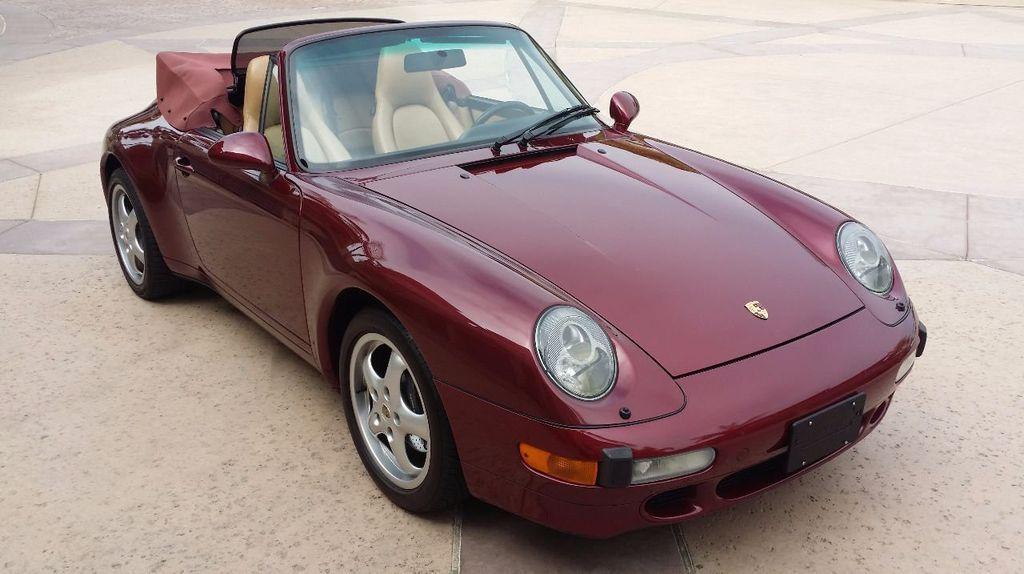 1996 Porsche 911/993 993 Carrera Cabriolet - 15313635 - 60