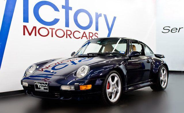 1996 Porsche 993 TWIN TURBO