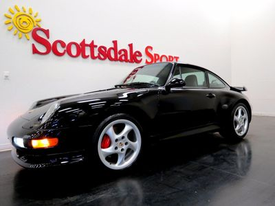 1996 Porsche 993 TURBO 3.6 * ONLY 28,325 Miles...6sp MANUAL - Click to see full-size photo viewer