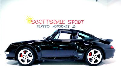 1996 Porsche 993 TURBO 3.6 * ONLY 28,420 Miles...Iconic 993 Turbo