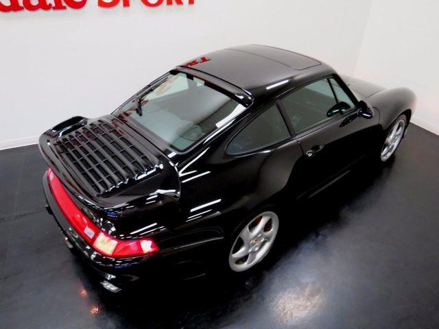1996 Porsche 993 TURBO 3.6