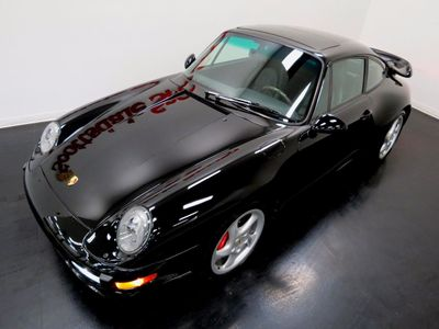 1996 Porsche 993 TURBO 3.6 * ONLY 28,420 Miles...Iconic 993 Turbo  - Click to see full-size photo viewer