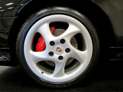 1996 Porsche 993 TURBO 3.6 * ONLY 28K MILES...6sp Manual - Click to see full-size photo viewer