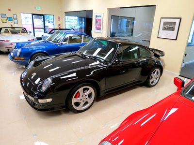 1996 Porsche 993 TURBO 3.6 -ONLY 28K MILES * AS NEW-COLLECTOR/SHOW QUALITY 993 TURBO 3.6  - Click to see full-size photo viewer