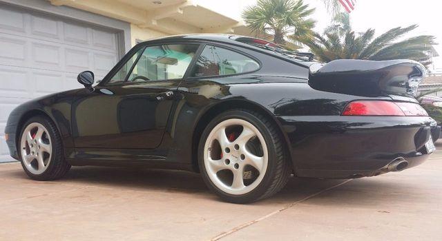 1996 Porsche 993 TURBO COUPE Coupe for Sale La Jolla, CA