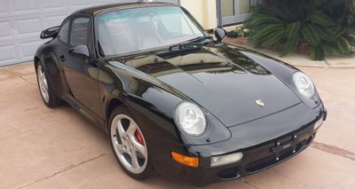 1996 Porsche 993 TURBO COUPE  - Click to see full-size photo viewer