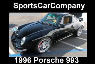 1996 Porsche 993 TWIN TURBO  - Click to see full-size photo viewer