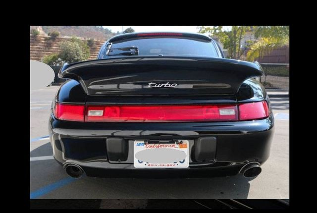 1996 Porsche 993 TWIN TURBO  - 17084465 - 3