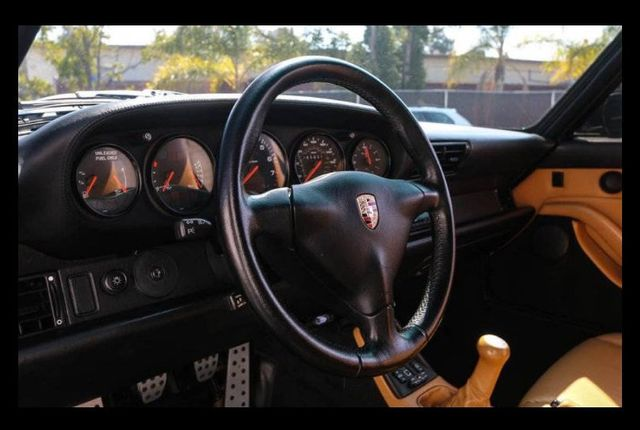 1996 Porsche 993 TWIN TURBO  - 17084465 - 6