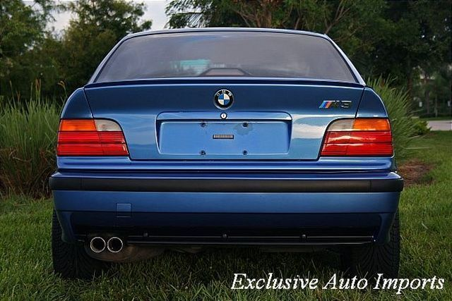 1997 BMW 3 Series Coupe - Click to see full-size photo viewer
