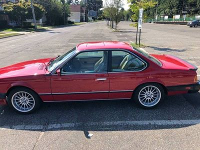 1997 BMW M6  - Click to see full-size photo viewer