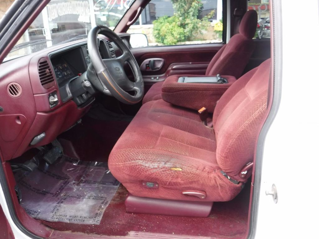 "1997 Chevrolet C/K 1500 Ext Cab 141.5"" WB - 16905657 - 1"
