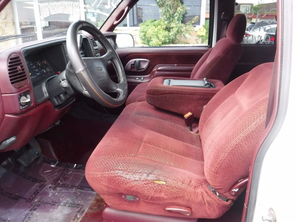"1997 Chevrolet C/K 1500 Ext Cab 141.5"" WB - 16905657 - 7"