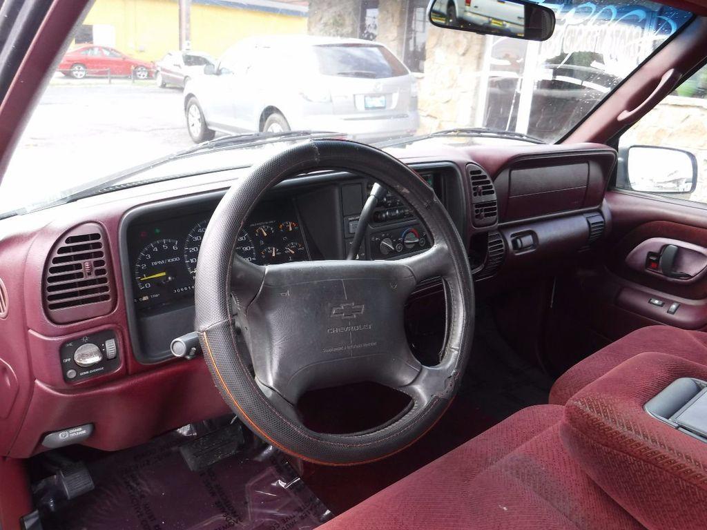 "1997 Chevrolet C/K 1500 Ext Cab 141.5"" WB - 16905657 - 8"