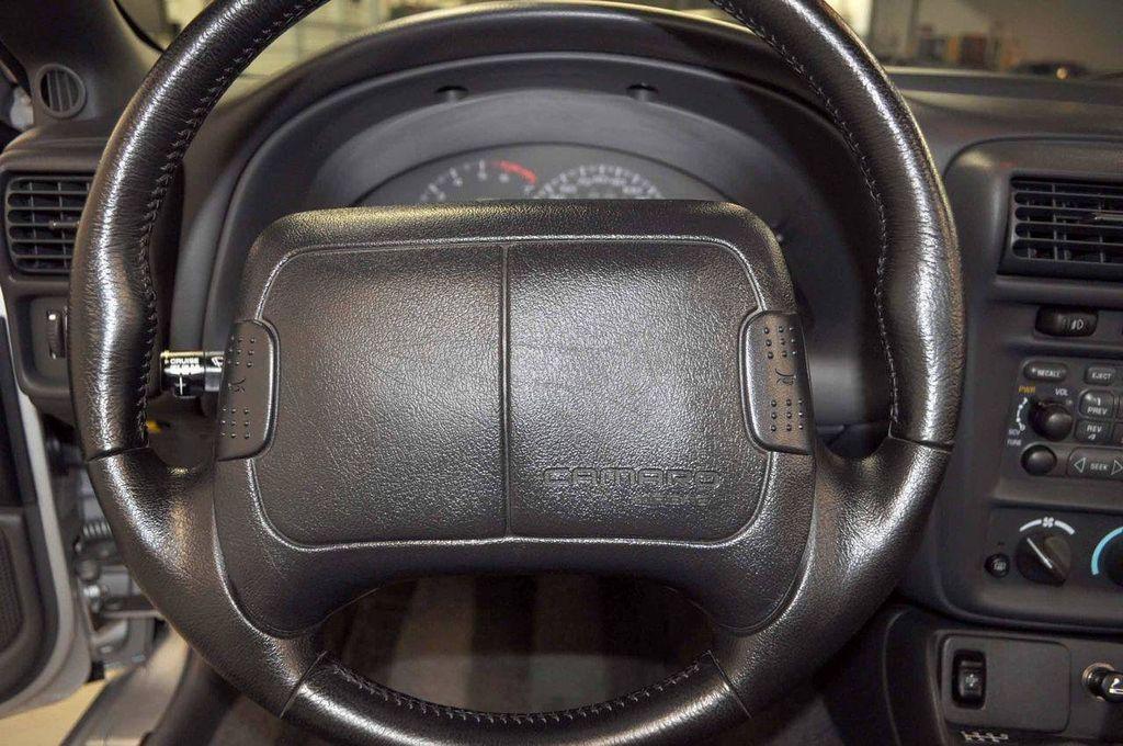 1997 Chevrolet Camaro 2dr Convertible Z28 - 11650218 - 25