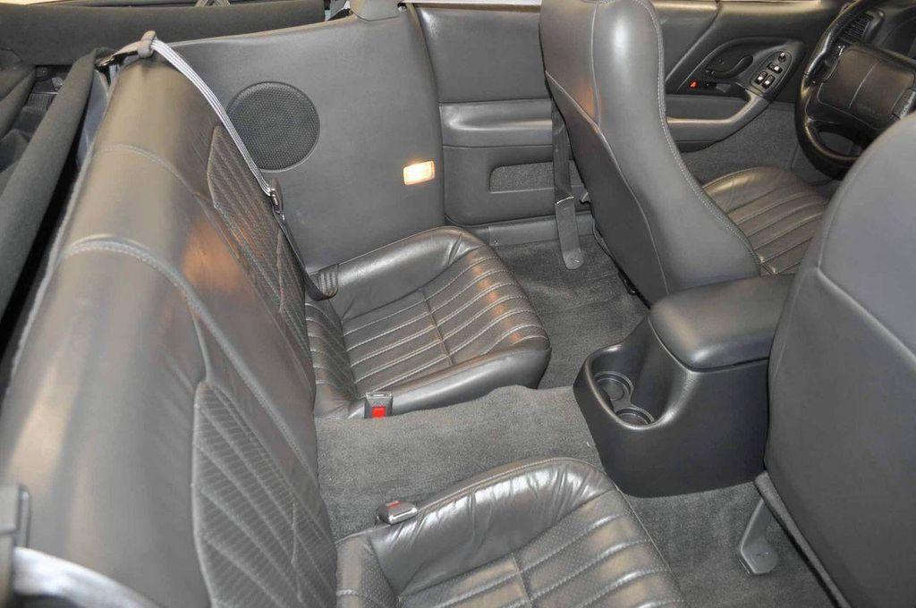 1997 Chevrolet Camaro 2dr Convertible Z28 - 11650218 - 31