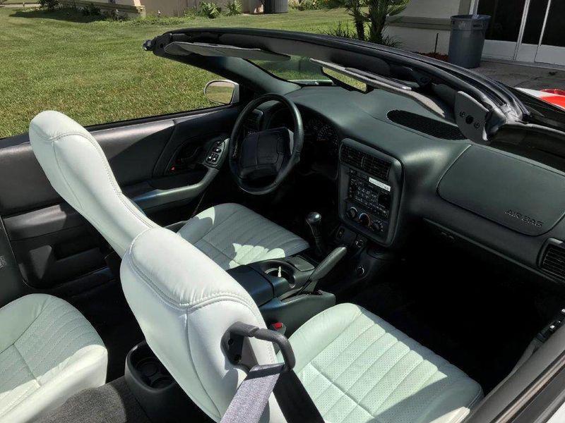 1997 Chevrolet Camaro 30th Anniversary Edition - 13695351 - 15