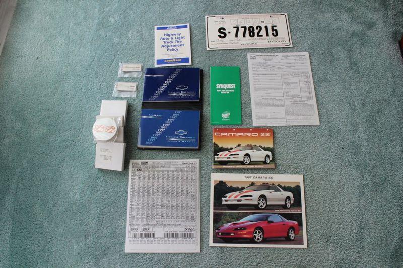 1997 Chevrolet Camaro 30th Anniversary Edition - 13695351 - 25