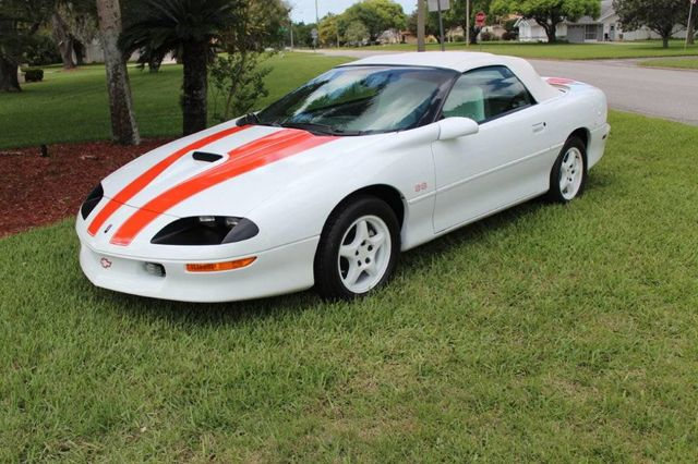 1997 Chevrolet Camaro SS 30th Anniversary Edition - Click to see full-size photo viewer