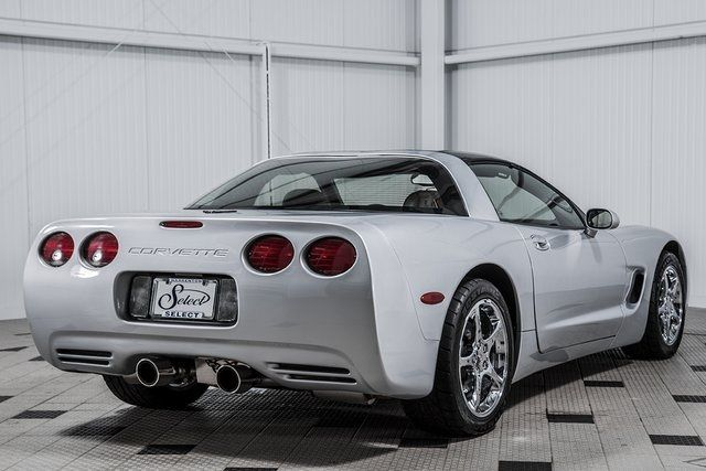 1997 Used Chevrolet Corvette Coupe 6 Speed Manual At Country Diesels
