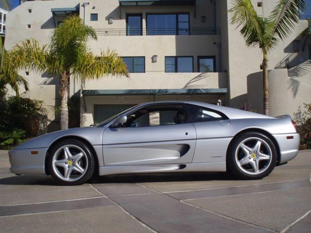 New Used Ferrari F355 At Sports Car Company Inc Serving La Jolla Ca
