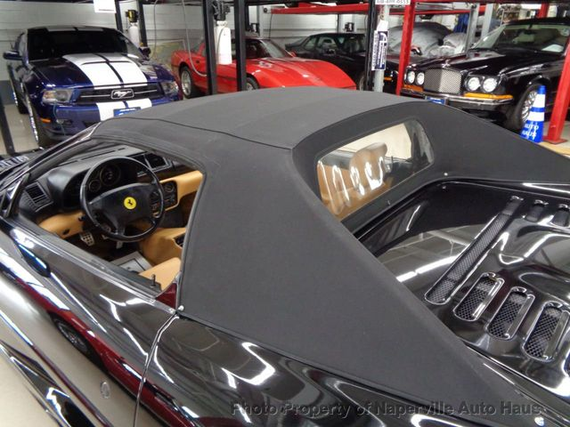 1997 Ferrari F355 Spider - Click to see full-size photo viewer