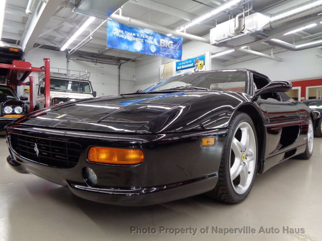 1997 Ferrari F355 Spider - 17933877 - 2