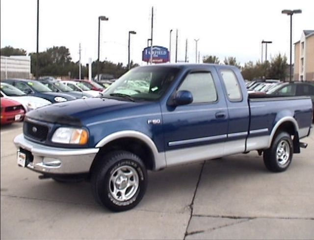 1997 used ford f-150 xlt at witham auto center serving cedar falls