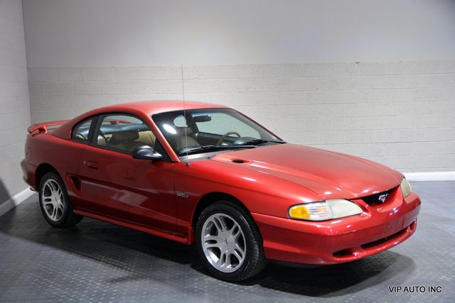 1997 Used Ford Mustang 2dr Coupe Gt At Vip Auto Inc Serving Fredericksburg Va Iid 20225742