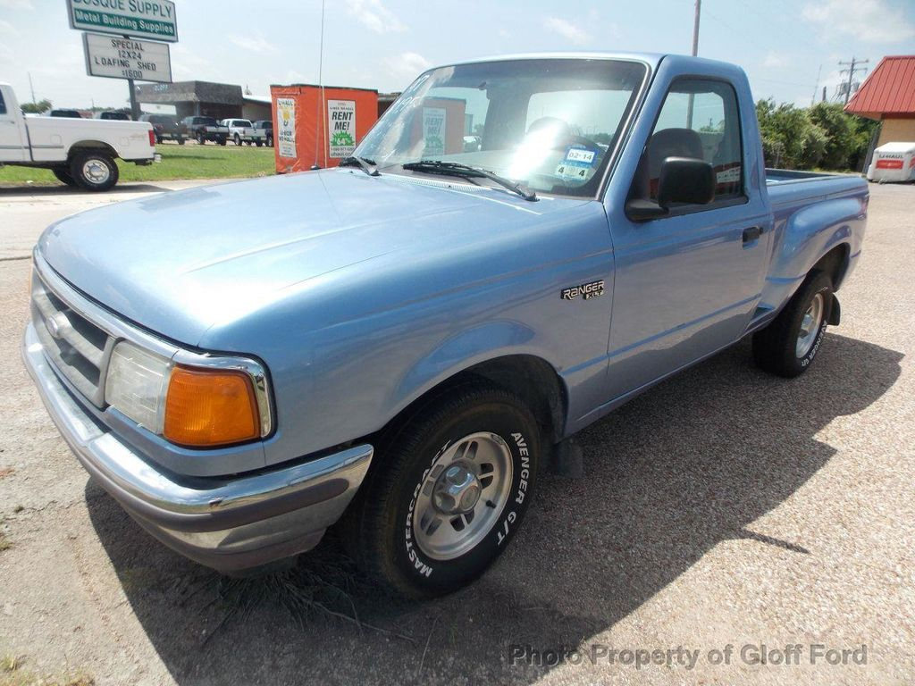 "1997 Ford Ranger Reg Cab 107.9"" WB XLT Truck Regular Cab Short Bed for Sale  Clifton, TX - $3,988 - Motorcar.com"