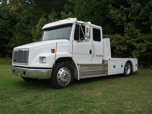 1997 Used Freightliner FL70 at Capital Ford Rocky Mount ...