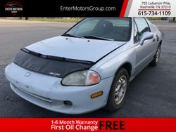 1997 Honda Civic del Sol - JHMEH6144VS006140