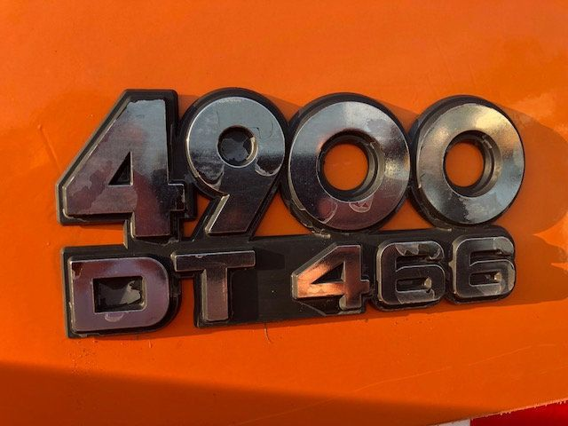 1997 International 4900 MASON DUMP TRUCK     ***  DT466  *** READY FOR PLOW - 17916277 - 10