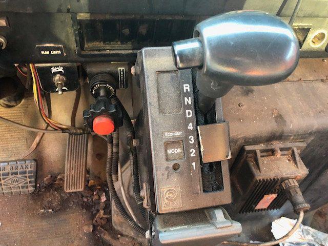 1997 International 4900 MASON DUMP TRUCK     ***  DT466  *** READY FOR PLOW - 17916277 - 8