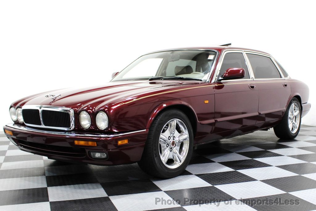 Used Cars Jaguar Xj