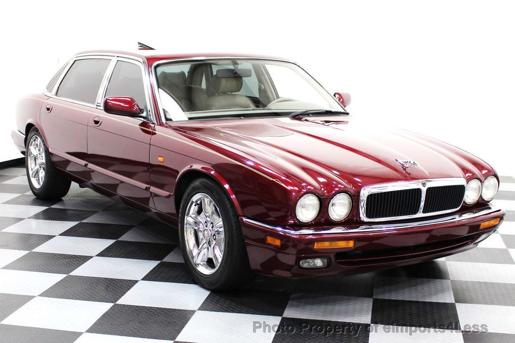1997 used jaguar xj xj6 l long wheel base at eimports4less serving doylestown bucks county pa. Black Bedroom Furniture Sets. Home Design Ideas