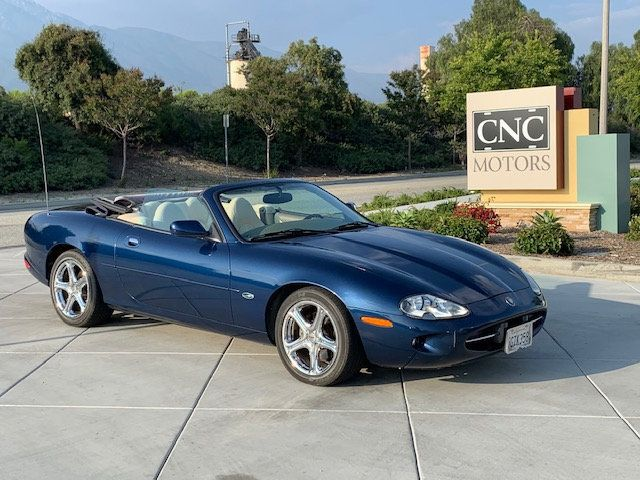 1997 Used Jaguar XK8 2dr Convertible at CNC Motors Inc  Serving Upland, CA,  IID 18999364