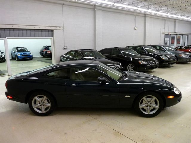 Charming 1997 Jaguar XK8 XK8 Coupe   Click To See Full Size Photo Viewer
