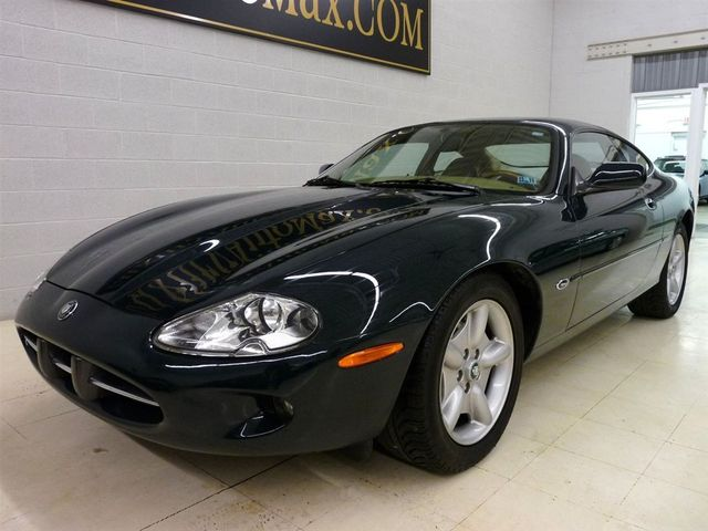 1997 Jaguar Xk8 Coupe Click To See Full Size Photo Viewer