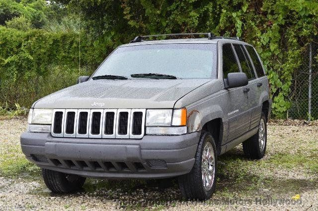 1997 Jeep Grand Cherokee 4dr Laredo   11000451   0