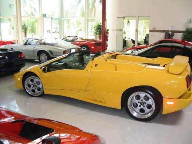 Exceptional 1997 Used Lamborghini Diablo VT At Sports Car Company, Inc. Serving La  Jolla, IID 1586877