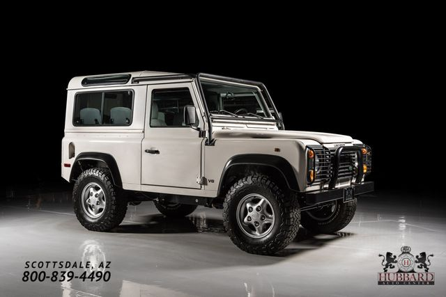 1997 Land Rover Defender 90 2dr Station Wagon Hard-Top