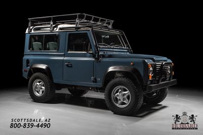 1997 Land Rover Defender 90 2dr Station Wagon Hard-Top SUV