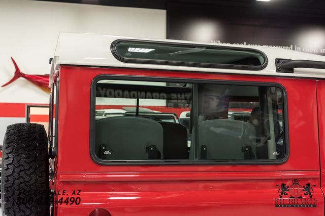 1997 Land Rover Defender 90 2dr Station Wagon Hard-Top - Click to see full-size photo viewer