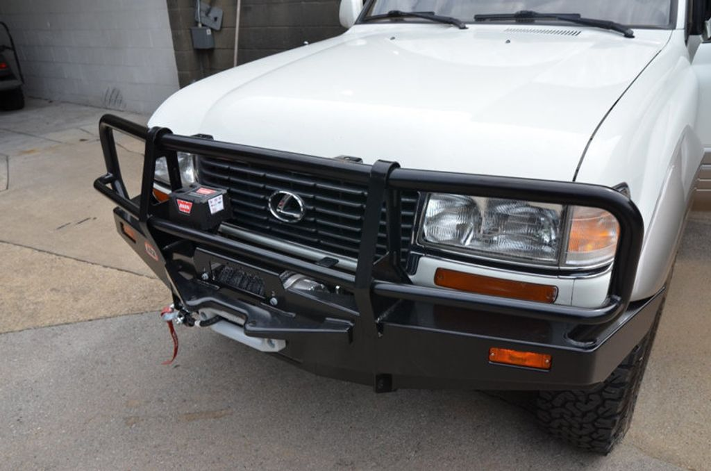 1997 Lexus LX 450 Luxury Wagon LEXUS LX450-FACOTRY LOCKERS-OME LIFT-BFG-ARB-WARN WINCH - 16783090 - 56